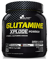 Глютамін Olimp Labs Glutamine Xplode Powder (500 г) (103126) Фірмовий товар!