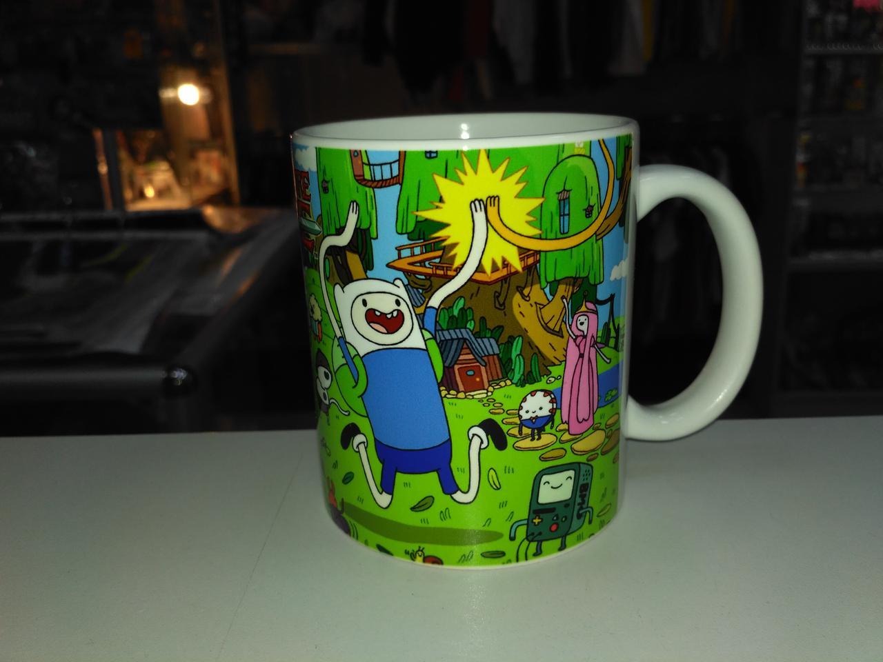 Чашка Время Приключений