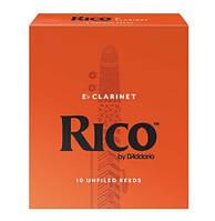 Трости для кларнета RICO RBA2520 Eb Clarinet #2.0