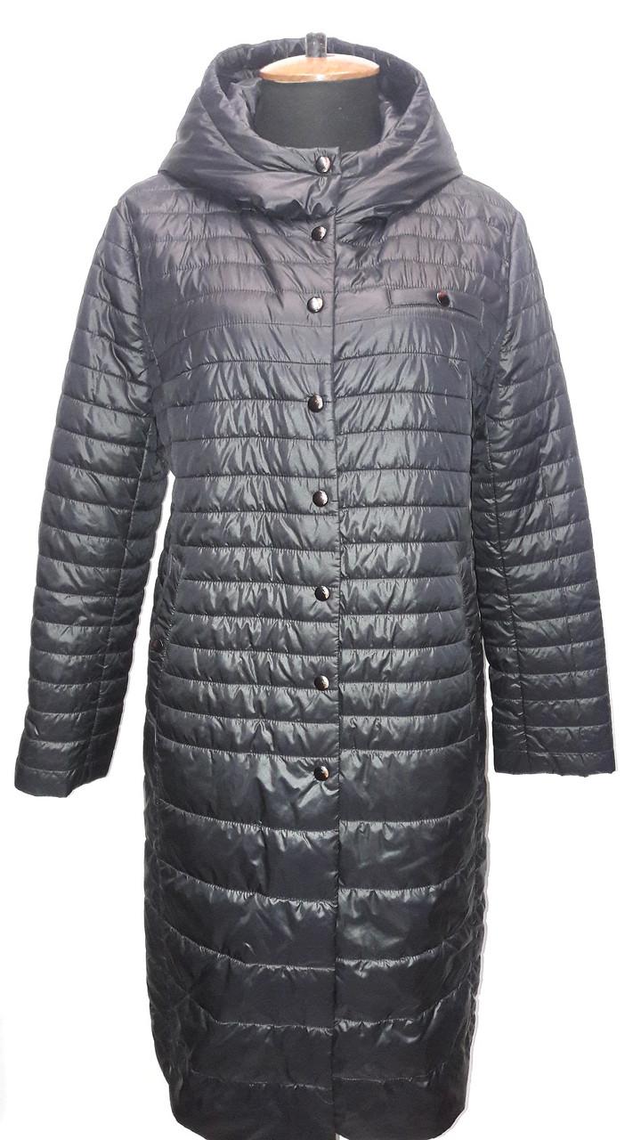 """button""-демисезонное пальто 102-661"