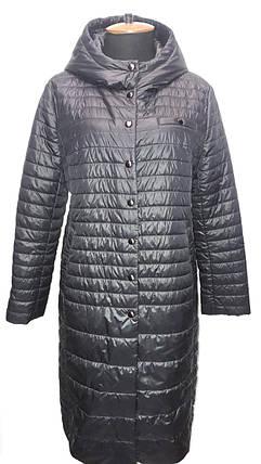 """button""-демисезонное пальто 102-661, фото 2"