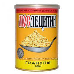 Мослецитин - лецитин соєвий гранульований 180гр.