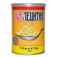 Мослецитин-  лецитин соевый гранулированный 180гр.