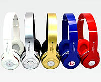 Наушники S460,Наушники Monster Beats Studio BT, MP3 плеер, FM,microSD
