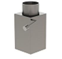 Патрубок для горелки Pellas X150-X500
