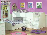 """Детская кровать для двоих детей """"Теннеси"""", фото 1"""