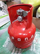 Газовий балон 5 л (виробник Бєларусія)
