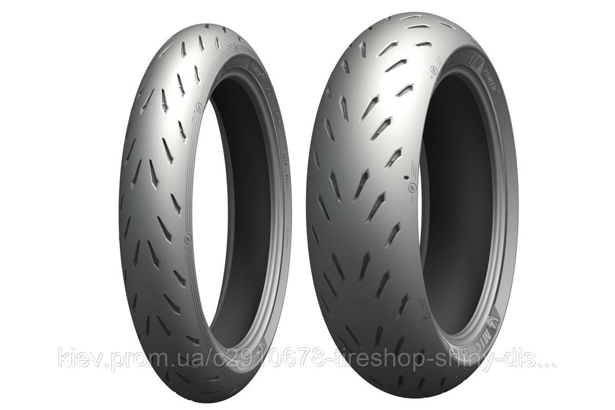 Michelin Power RS 190/55 R17 75W, фото 2
