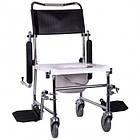 """Кресло - каталка с туалетом OSD JBS колеса 5 """", фото 2"""