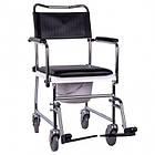 """Кресло - каталка с туалетом OSD JBS колеса 5 """", фото 4"""