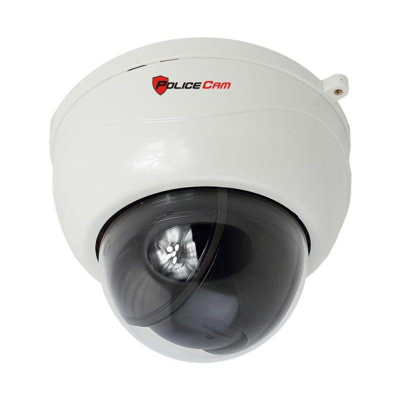 Купольная поворотная IP камера видеонаблюдения PTZ IPC-342 PoliceCam