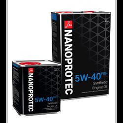 NANOPROTEC ENGINE OIL 5W-40 PDI+ 200л