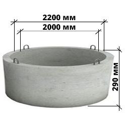 Кольцо стеновое КС 20-6