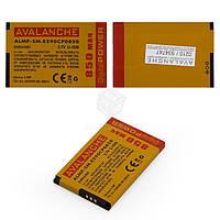 Samsung E590 Аккумуляторная батарея Avalanche Li-ion 850 мАч
