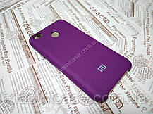 Резиновый брендовый Soft-touch чехол  для Xiaomi (Ксиоми) , фото 3