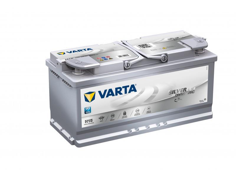 Аккумулятор VARTA SD  6СТ-105 (0) AGM Start-stop H15