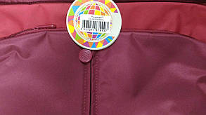"""Сумка для ноутбука Continent CC-02 Cranberry (15,6""""), фото 2"""