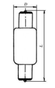 Лампа железнодорожная ЖТ 54-15 2S20x20