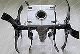 Насадка культиватор для бензокос, фото 2