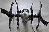 Насадка культиватор для бензокос, фото 5