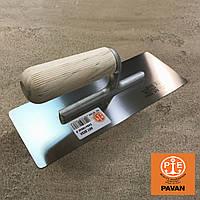 Кельма для венецианской штукатурки 240 х 100 х 0,6 мм Pavan #1811975