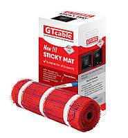 Нагревательный двужильный мат для теплого пола GTcable 150 Вт/м2, 1,0 м2
