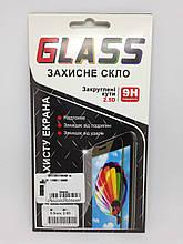 Защитное стекло Lenovo A850 Transparent