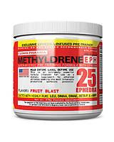 Предтренировочный комплекс Cloma Pharma - Methyldrene 25 (270 грамм) лимон-лайм ***