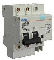 Дифференциальный автоматический выключатель ВА47-ВД1-40/1N/003-25А(30мА)