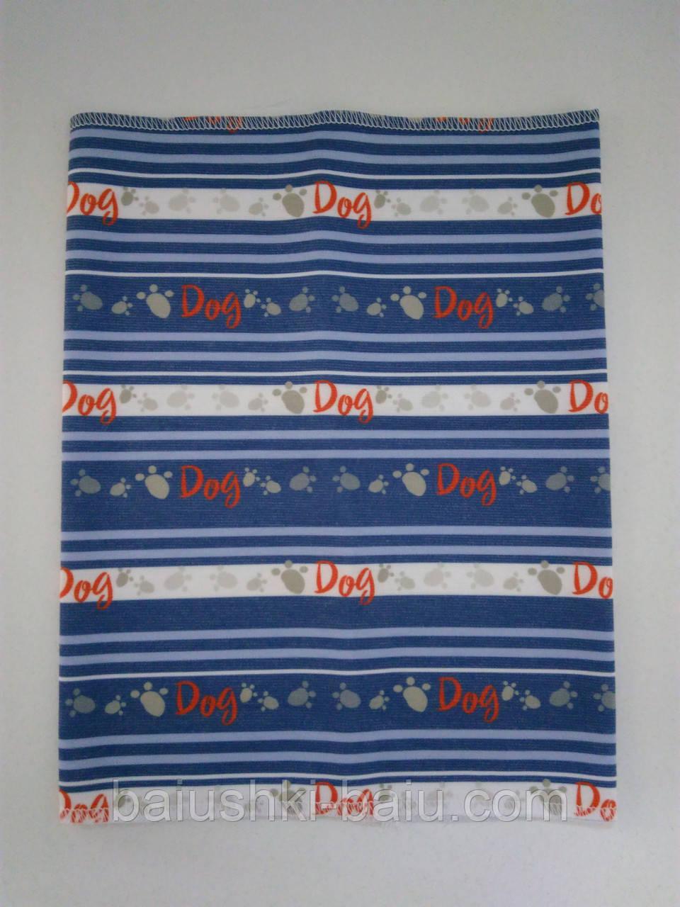 Детский шарф снуд для мальчика, р. 1-3 года