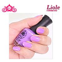 Лак для ногтей Lioele Nail Color лаванда