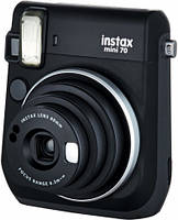Фотоаппарат FUJIFILM Instax Mini 70 (Black)