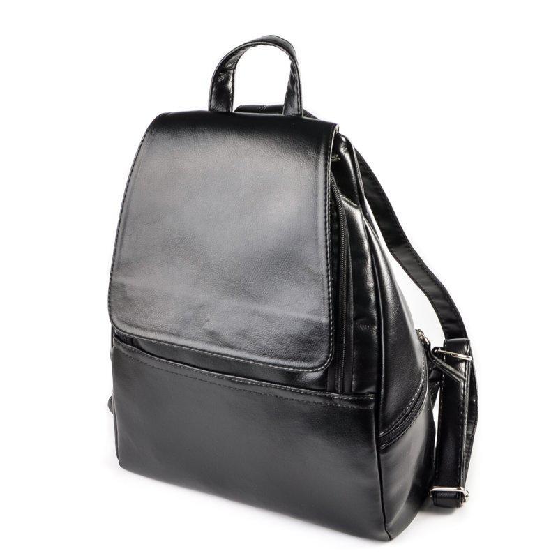 ae8426744039 Женский повседневный черный модный рюкзак М104-Z - Интернет-магазин  Dobrasumka в Луцке