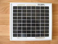 Солнечная панель 12V-10W, Солнечная батарея, банк энергии, мини электростанция