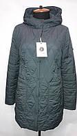 """button""-демисезонная куртка 80-555"