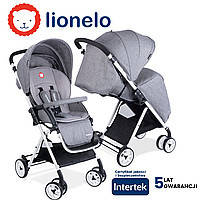 Прогулянкова коляска Lionelo Lea (колір - grеy)