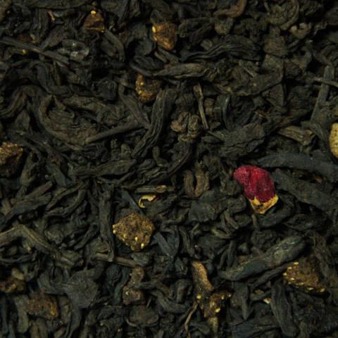 Пуер чай «Пуер Полуниця»