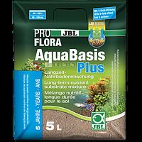 Питательная подложка JBL AquaBasis plus. 5л для аквариума до 200л