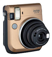 Фотоаппарат FUJIFILM Instax Mini 70 (Gold)