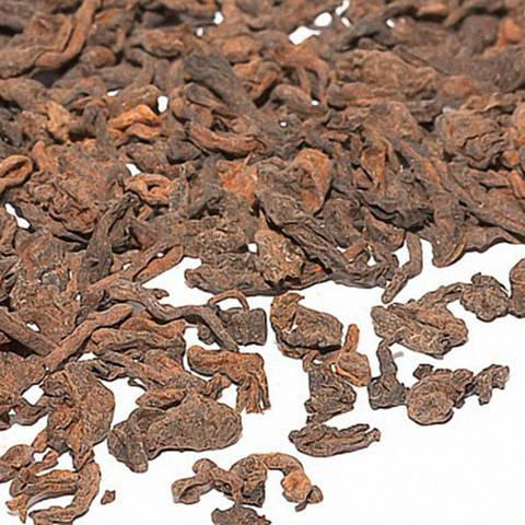 Чай «Дикий Шу Пуер Юньнань»