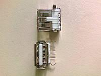 "Коннектор USB 2.0 ""лежачого"" монтажу"
