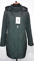"""""""button""""-демисезонная куртка 86-152 зеленый"""