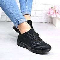 Кроссовки женские Air Max черные , фото 1