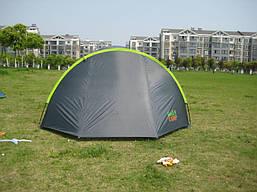 Палатка четырехместная Green Camp 1009, фото 3
