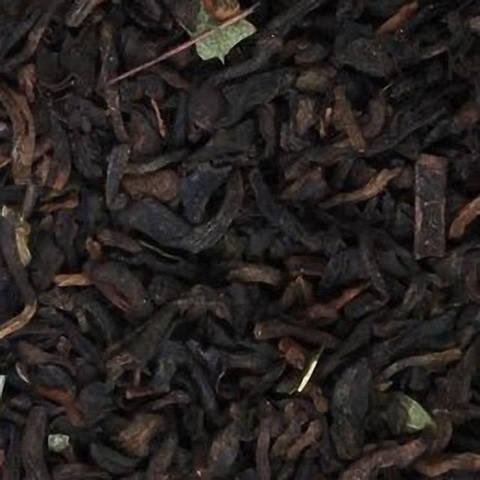Чорний  постферментований чай «Пуер ванiль»