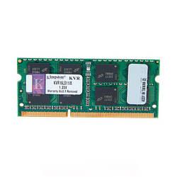 Оперативна пам'ять Kingston DDR3L 8GB 1600 1.35 V