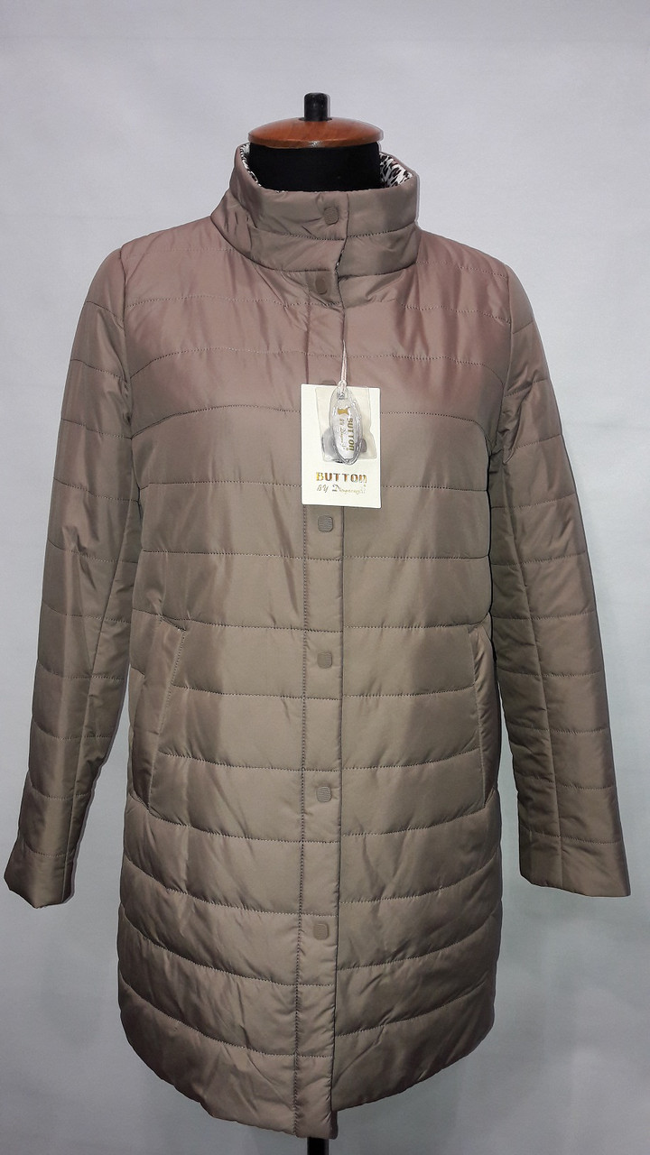 """button""-демисезонная куртка 80-586"