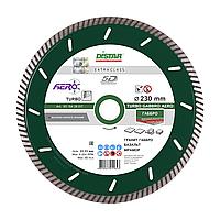 Алмазный диск Distar 1A1R Turbo 230 x 2,5 x 12 x 22,23 Gabbro MAX 5D (10115429018), фото 1