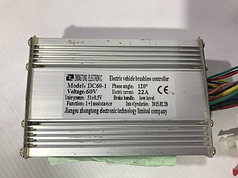 Коммутатор (контроллер) на 60V/22A