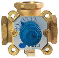 Трехходовой клапан VDM 3 3000 1/2'' kvs=1.5